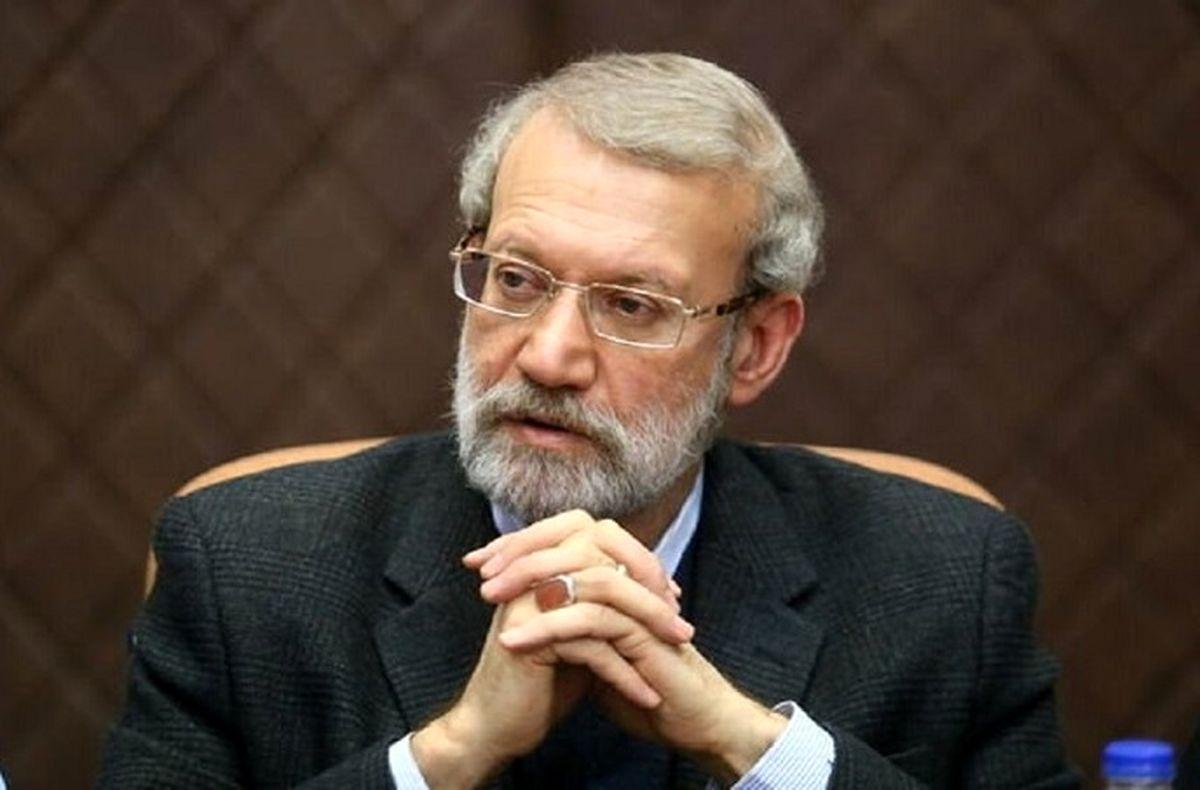 فوری/ لاریجانی خبر کاندیداتوریاش را قویاً تکذیب کرد + جزئیات