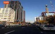 عکس / هوای پاک صبح چهارشنبه در تهران
