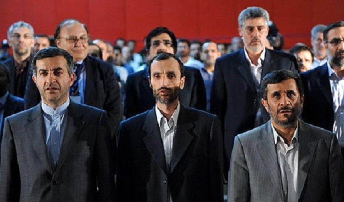 جنگ در بین یاران احمدی نژاد / بگم بگم به درون خانواده بهاریها رسید