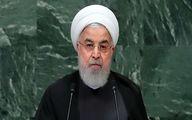 روحانی: آمریکا نه میتواند مذاکره را برما تحمیل کند و نه جنگ را/ تصویر برخورد پلیس آمریکا با یک شهروند آشنا و تکراری بود