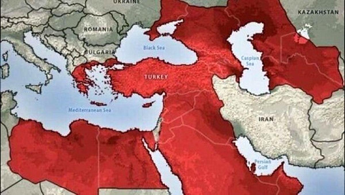 رونمایی از امپراطوری جدید اردوغان جنجال ساز شد +عکس