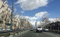 هوای صاف و دل انگیز امروز تهران/عکس