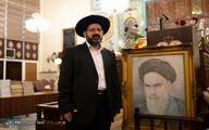 تصاویری از مراسم بزرگداشت امام خمینی(ره) در انجمن کلیمیان