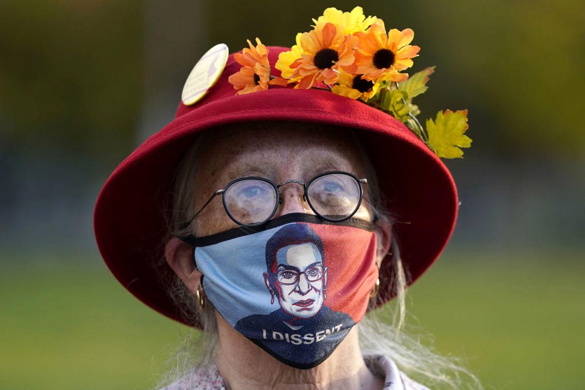 عکسهای عجیب اعتراضات در آمریکا پس از انتخابات