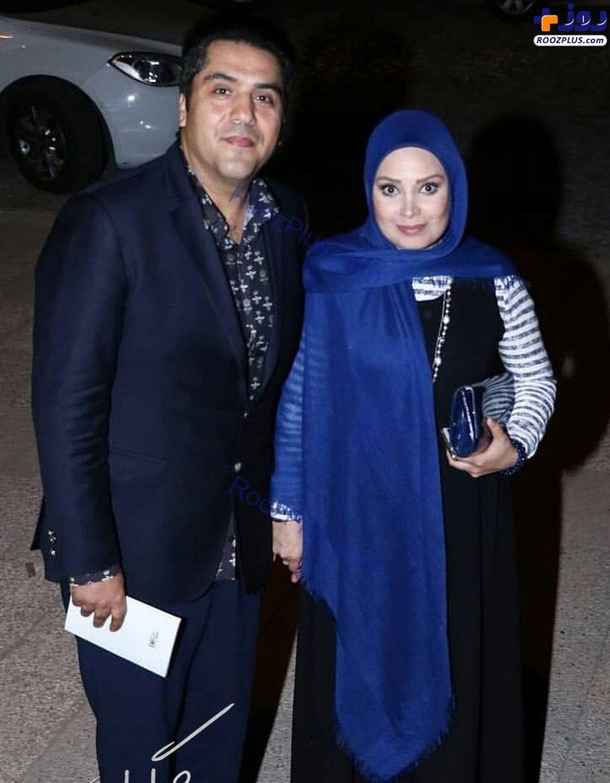 صبا راد و همسرش مانی رهنما+عکس