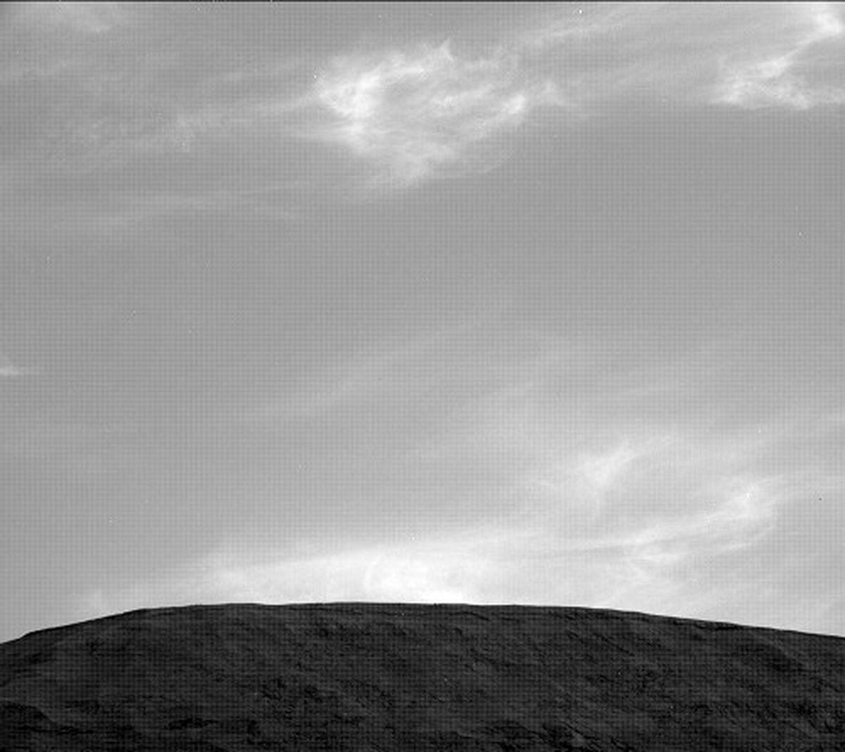 جدیدترین تصاویر فضا نوردان از سیاره سرخ