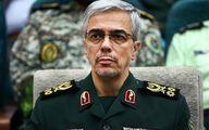 خط و نشان سرلشکر باقری برای دشمنان ایران