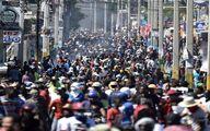 تظاهرات مرگبار در هائیتی/ تصاویر