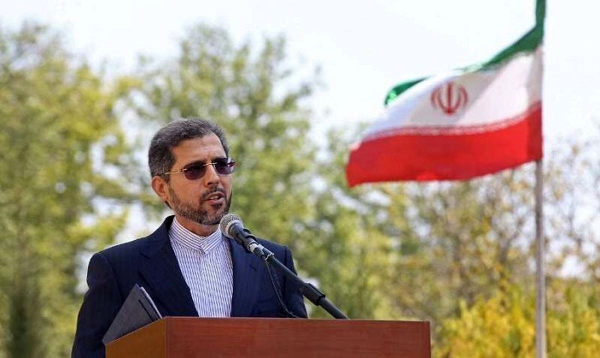 اظهارات خطیبزاده؛ از موضع ایران در قبال طالبان تا مذاکرات وین