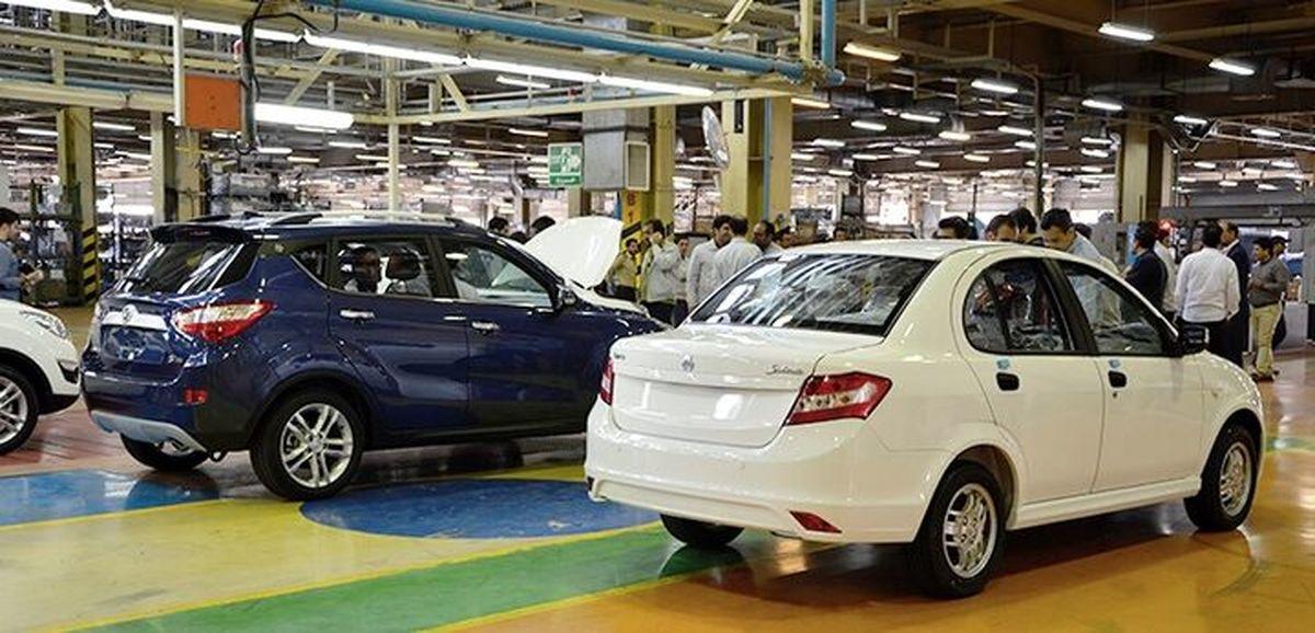 تازه ترین قیمت روز خودروهای داخلی 29 مهر | جدول قیمت های جدید