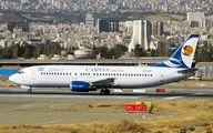 فرود اضطراری پرواز تهران-کیش به دلیل انفجار موتور هواپیما / سازمان هواپیمایی کشوری پاسخ داد