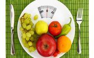 ۱۱ روش قطعی برای کاهش وزن بدون رژیم و ورزش! + اینفوگرافی