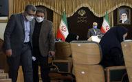 تصاویر نشست رسانهایی علی ربیعی سخنگوی دولت