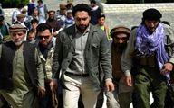 تظاهرات اعتراضی مردم کابل در پی پیام احمد مسعود و دعوت به قیام