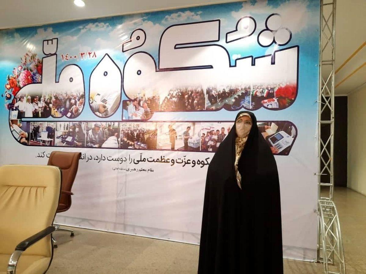 زهرا شجاعی: آمدم تا صدای خاموش زنان باشم
