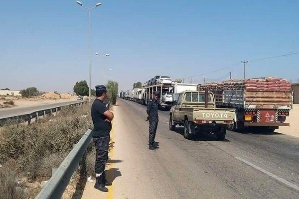 بازگشایی رسمی جاده ارتباطی شرق به غرب لیبی بعد از دو سال