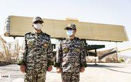 تصاویر دستاوردهای جدید پدافند هوایی ارتش