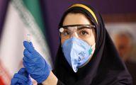 خبر خوش؛تزریق نخستین دوز واکسن کرونای استنشاقی ایران+فیلم