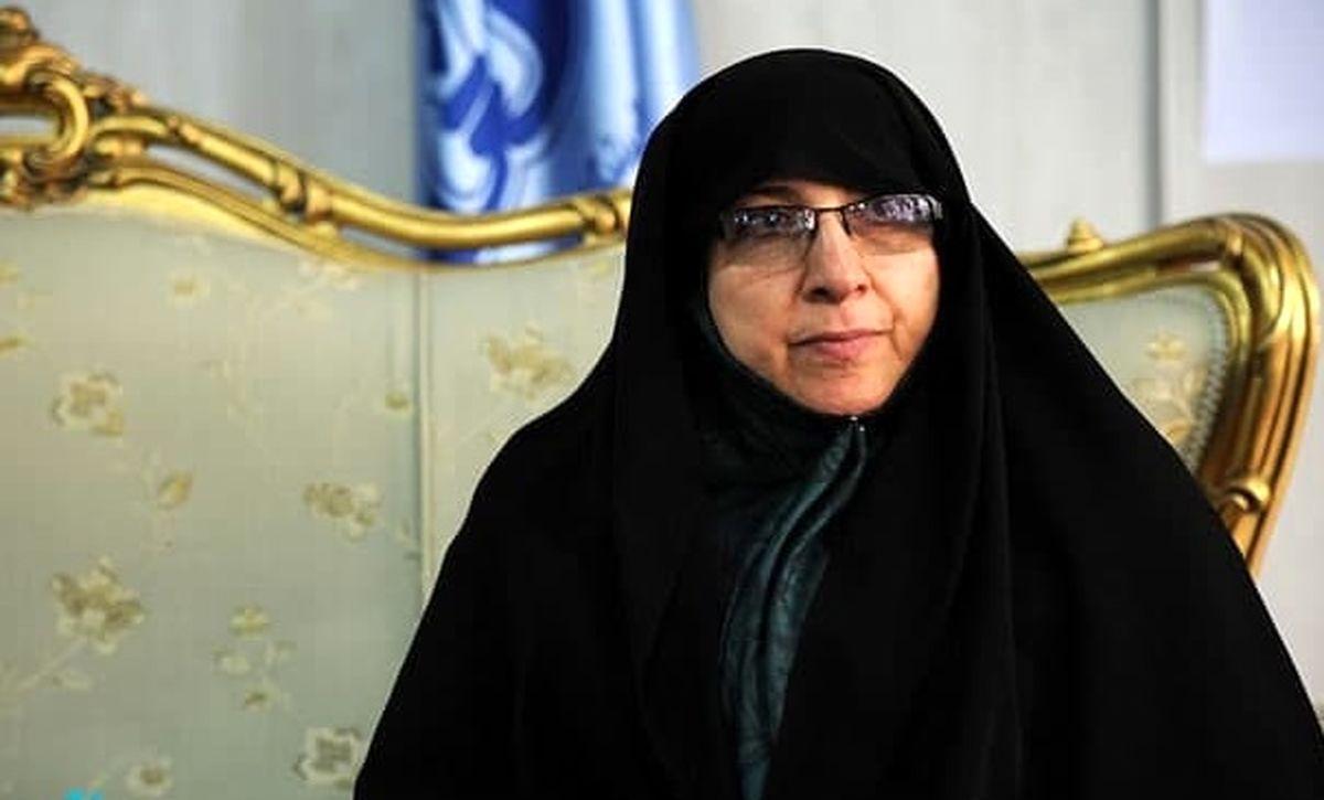 زهرا شجاعی کاندیدای ریاست جمهوری: تابع جبهه اصلاحات ایران هستم