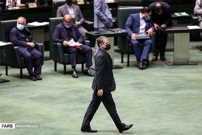 تصاویر سومین روز بررسی کابینه رئیسی