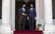 درخواست یونان برای بهبود روابط با ترکیه