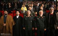 روایتی تصویری از مراسم بزرگداشت شهید جهاد مغنیه