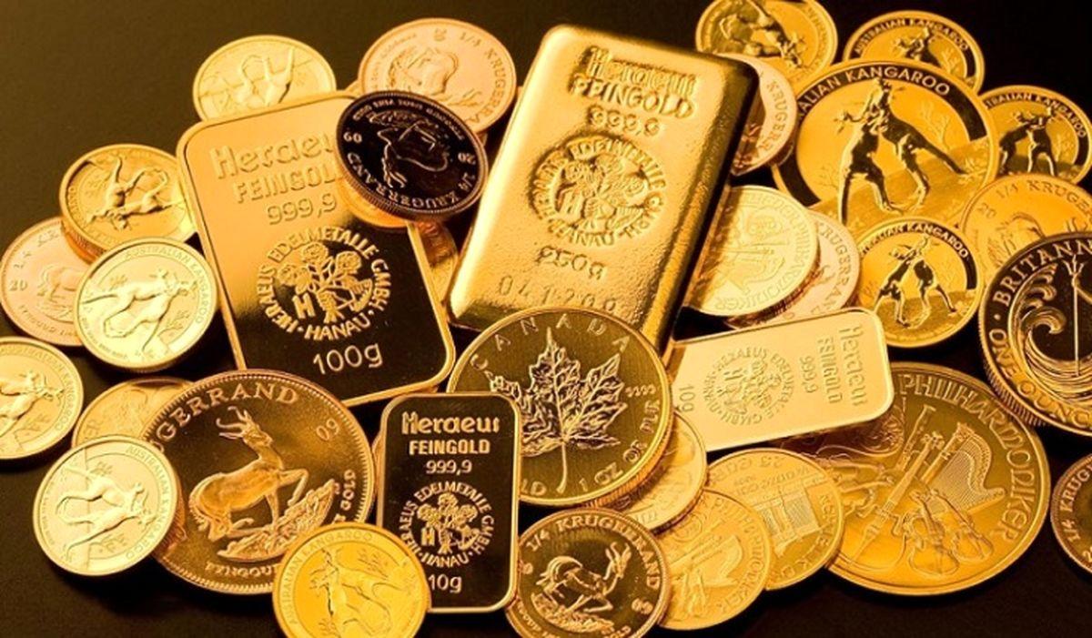 آخرین قیمت سکه، قیمت طلا و قیمت دلار در بازار / طلا گران شد+ جدول