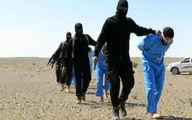 رنگ لباس قربانیان داعش تغییر کرد/عکس