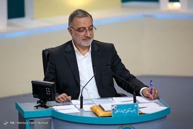 دومین مناظره نامزدهای انتخابات 1400