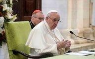 پاسخ جالب پاپ فرانسیس به نامه آیت الله محقق داماد درباره تحریمهای آمریکا + نامه