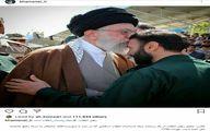 پست صفحه اینستاگرامی مقام معظم رهبری بهمناسبت روز پاسدار + عکس