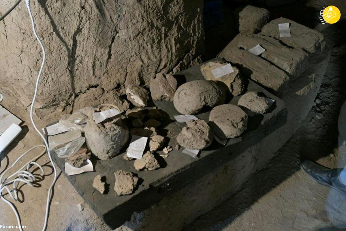 شهر طلایی گمشده سه هزار ساله مصر از زیر خاک بیرون آمد+تصاویر دیده نشده و عجیب