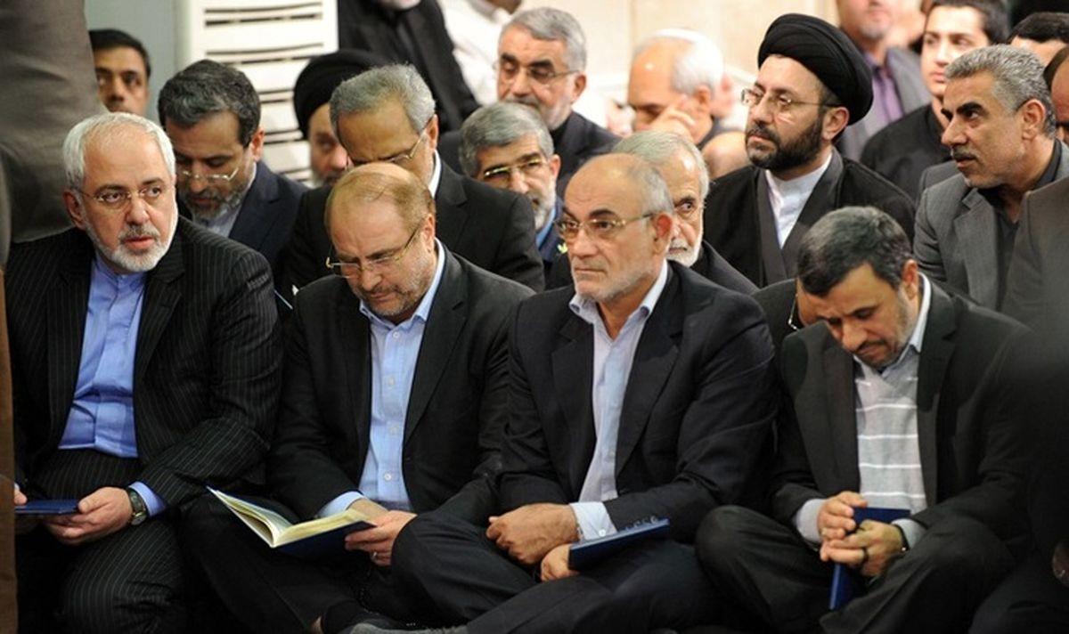 آخرین اخبار انتخاباتی اصولگرایان / رقابت سنگین احمدی نژاد با ظریف / رستم قاسمی به بهشت میرسد؟