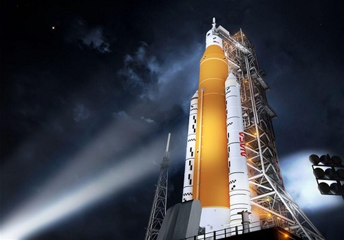جدیدترین تصاویر از قویترین موشکهای فضایی در جهان