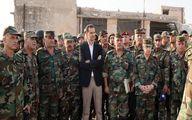 بشار اسد: اردوغان دزد است! / نبرد ادلب، اساسیترین نبرد برای پایان دادن به آشوب است