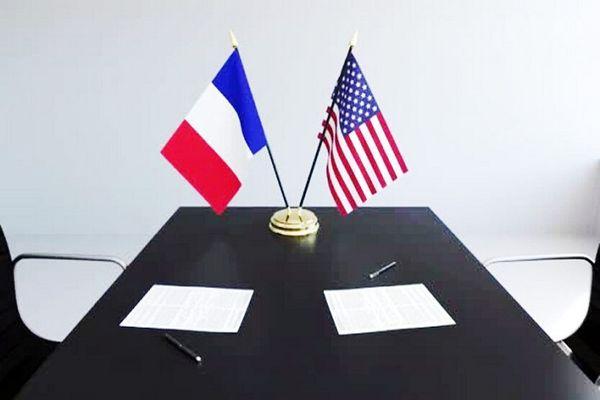 خنجری که آمریکا از پشت به فرانسه زد