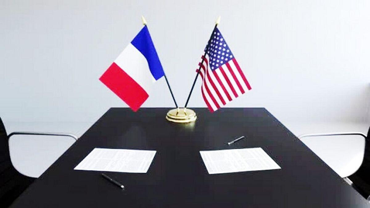 بحران دیپلماتیک زیردریایی| فرانسه سفیران خود را از آمریکا و استرالیا فراخواند