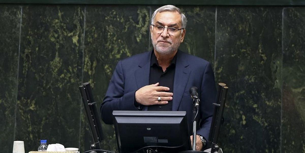 قول مهم وزیر بهداشت برای واکسیناسیون ایرانیها