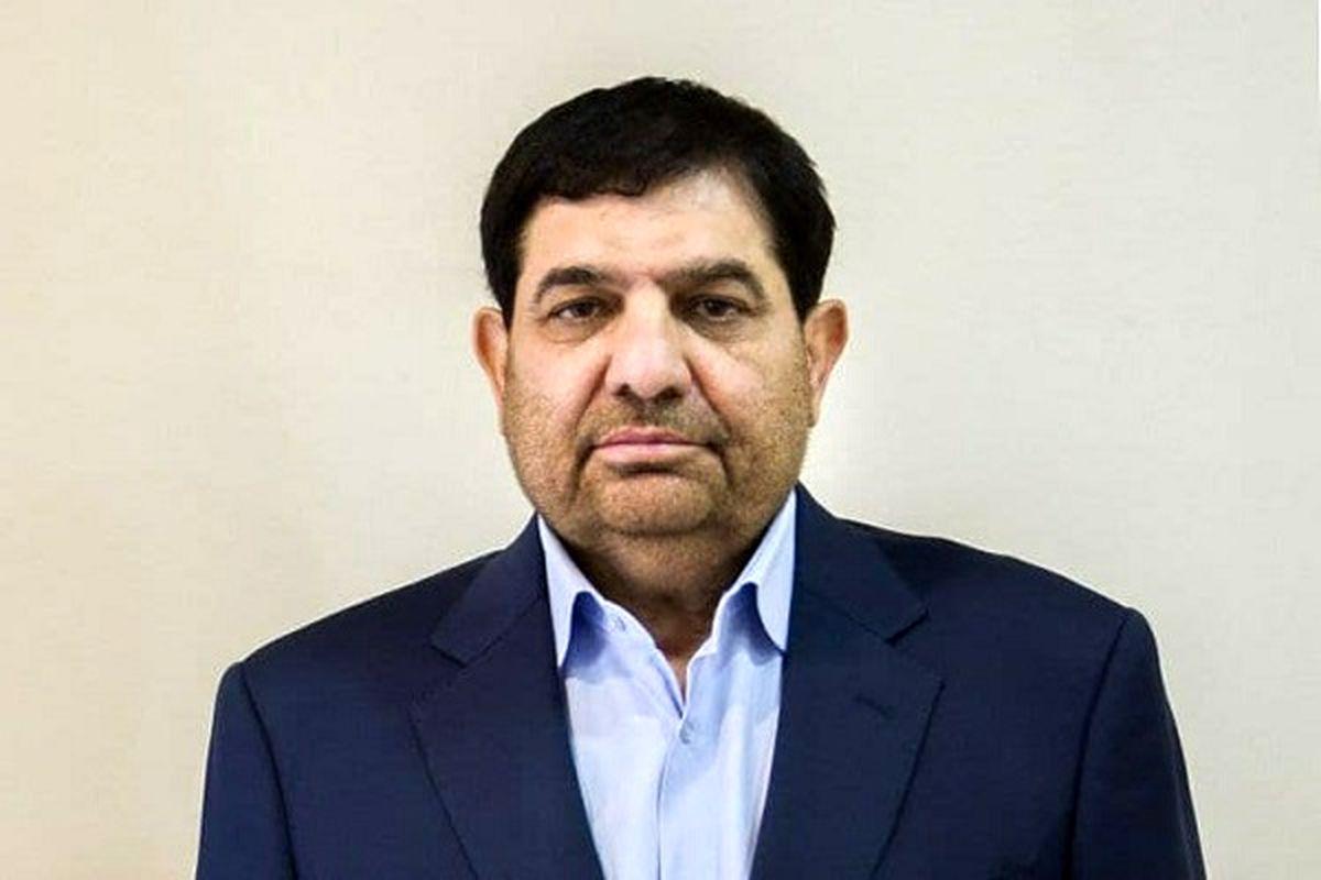 محمد مخبر به عنوان معاول اول رئیسجمهور منصوب شد
