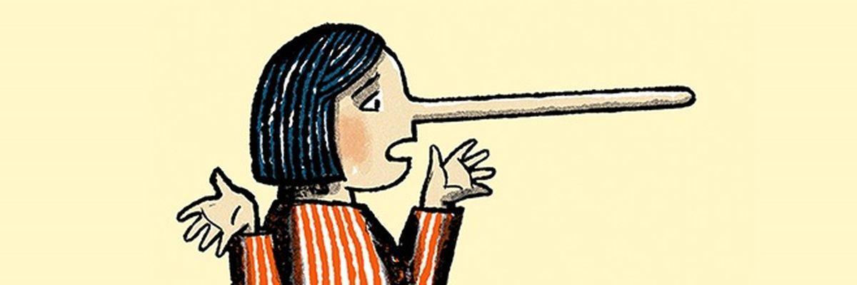 چگونه بفهمم همسرم دروغ میگوید؟