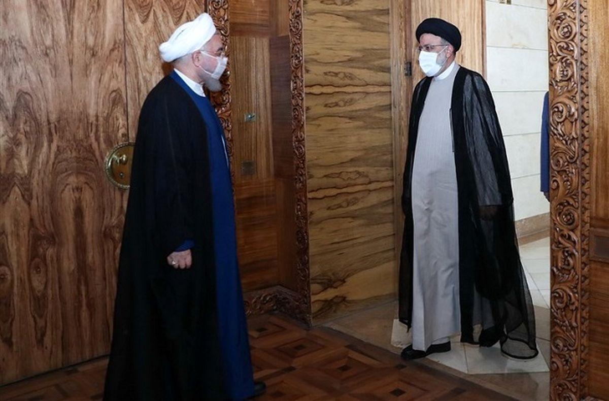 تغییر ظاهر پایگاه اطلاعرسانی ریاستجمهوری ایران + عکس