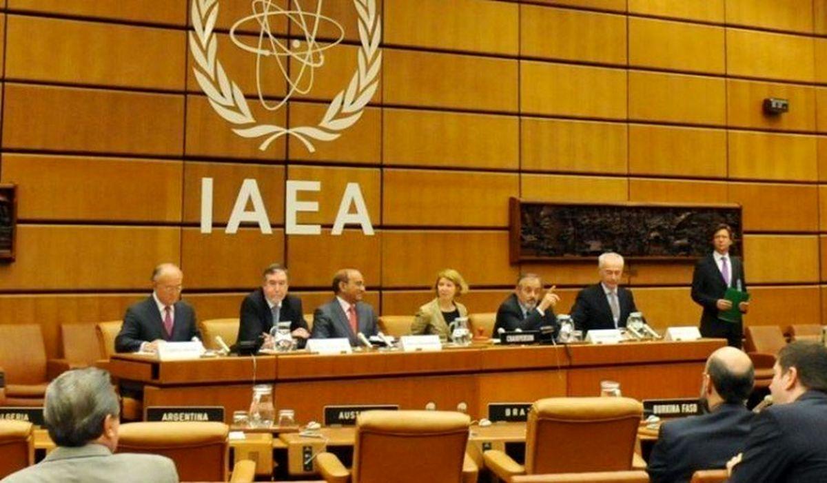 نتیجه بحث شورای حکام درباره ایران