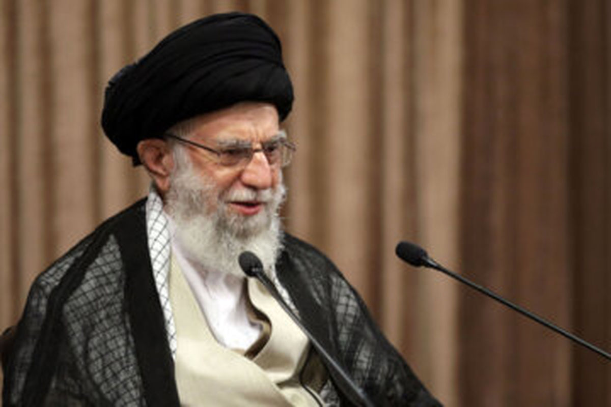 رهبر انقلاب:رژیم صهیونیستی یک پادگان تروریستی است