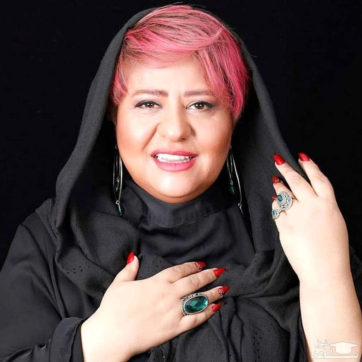 خبر بد شهره لرستانی/ برای رابعه اسکویی دعا کنید + فیلم