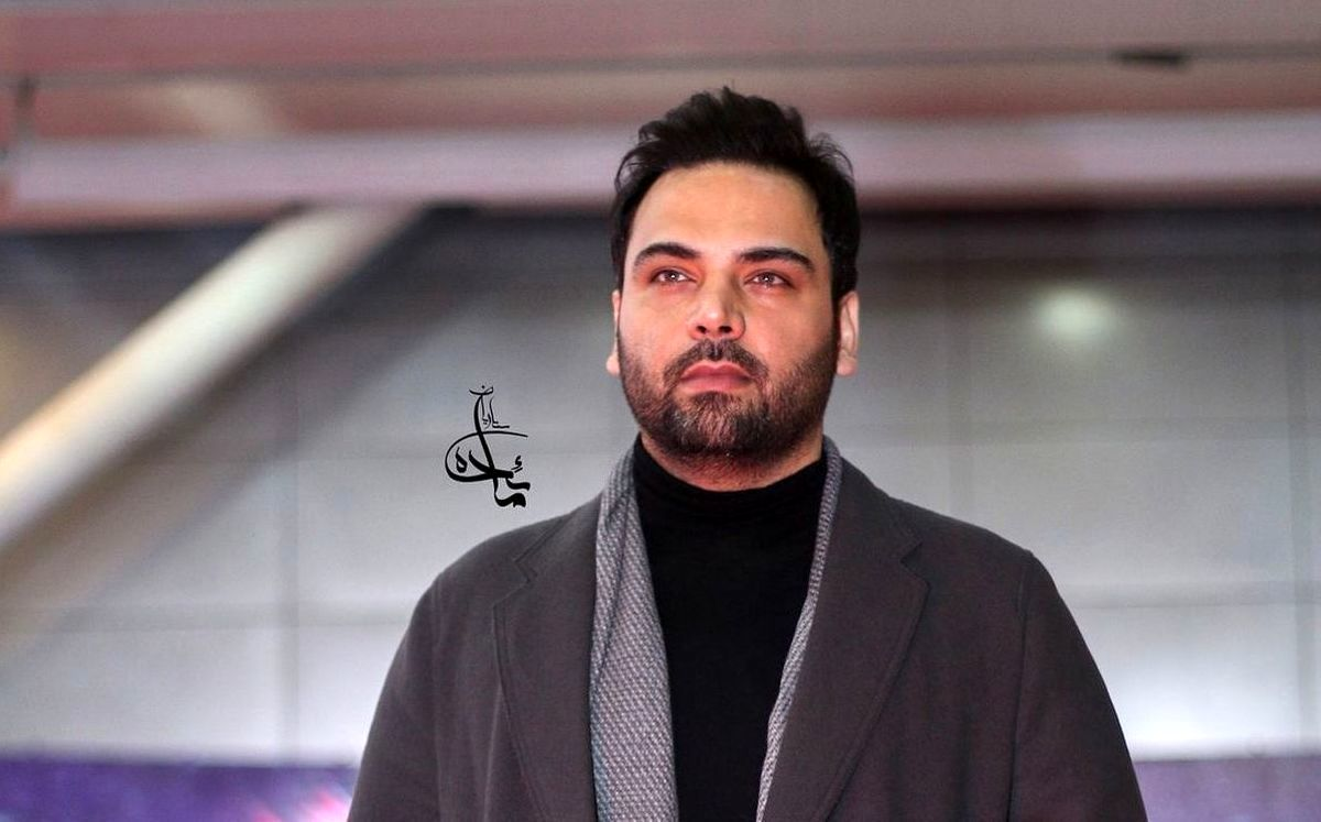چهره جنجالی احسان علیخانی قبل از عمل زیبایی+تصاویر احسان علیخانی