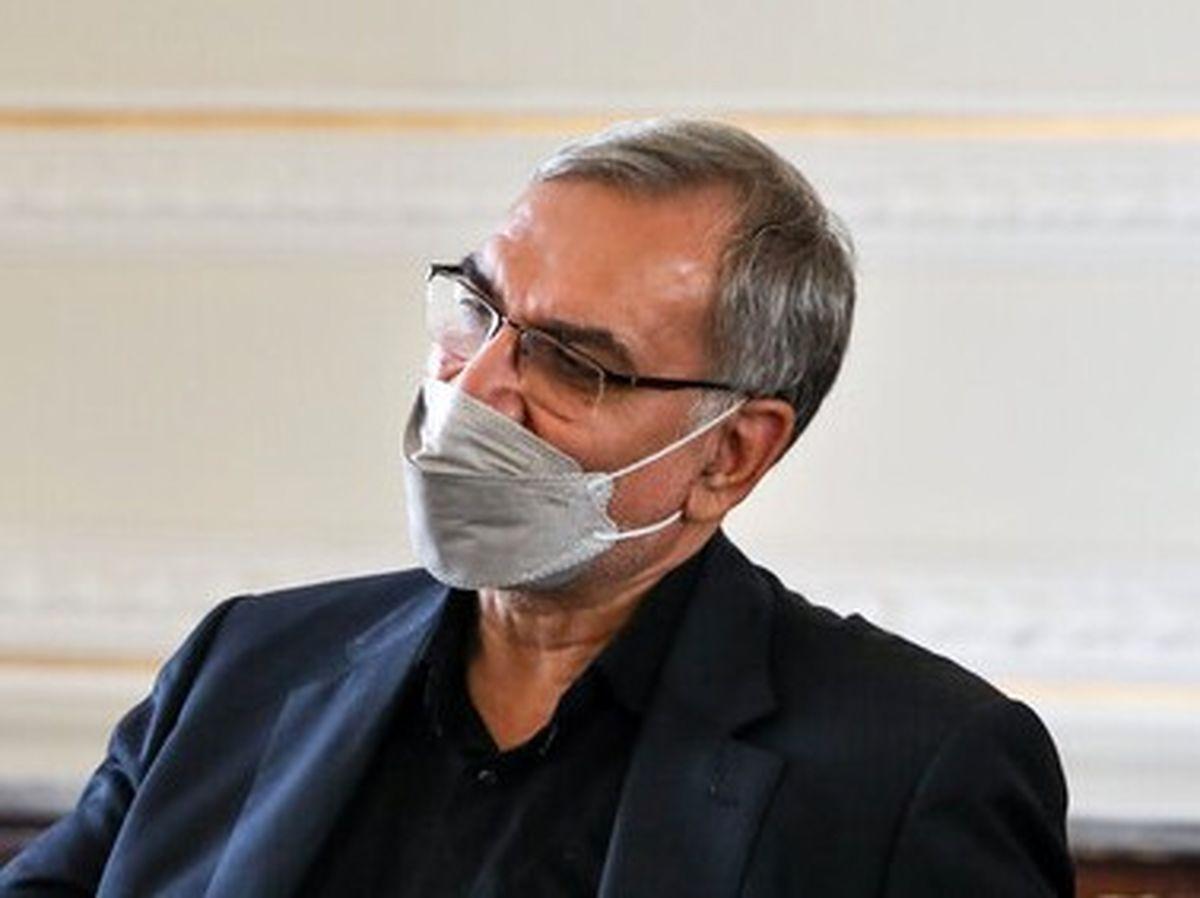 آخرین موضع وزیر بهداشت درباره وارادات واکسن