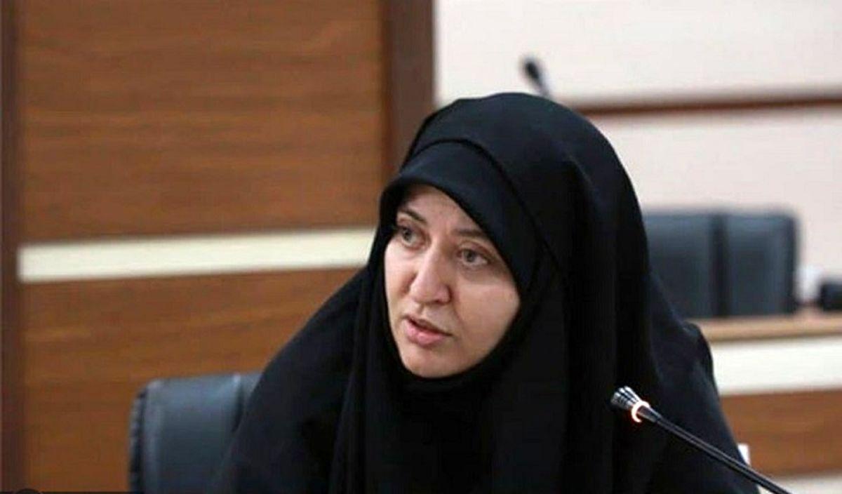 الهام یاوری تنها زن عضو کابینه رئیسی تابعیت آمریکایی دارد؟