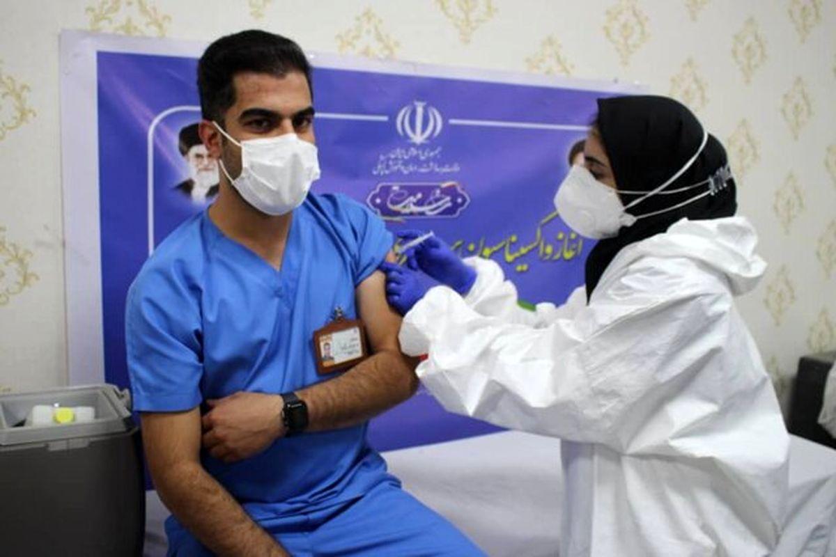 جانبازان شیمیایی واکسن کرونا میزنند + جزییات