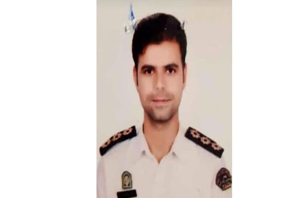 اولین عکس از شهید حادثه سقوط هلیکوپتر در دزفول