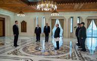 سفیر جدید ایران استوار نامه خود را به بشار اسد تحویل داد